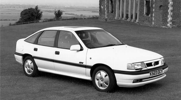Vauxhall Cavalier MK3