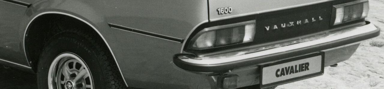 History of Vauxhall Family Cars