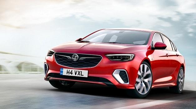 Vauxhall Insignia Grand Sport GSi