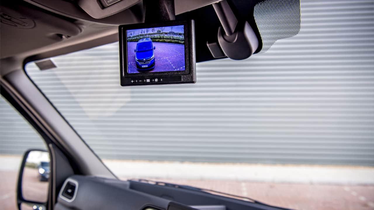 Renault Master Reversing Camera