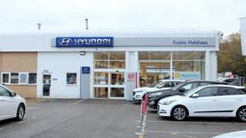 Hyundai Harrogate
