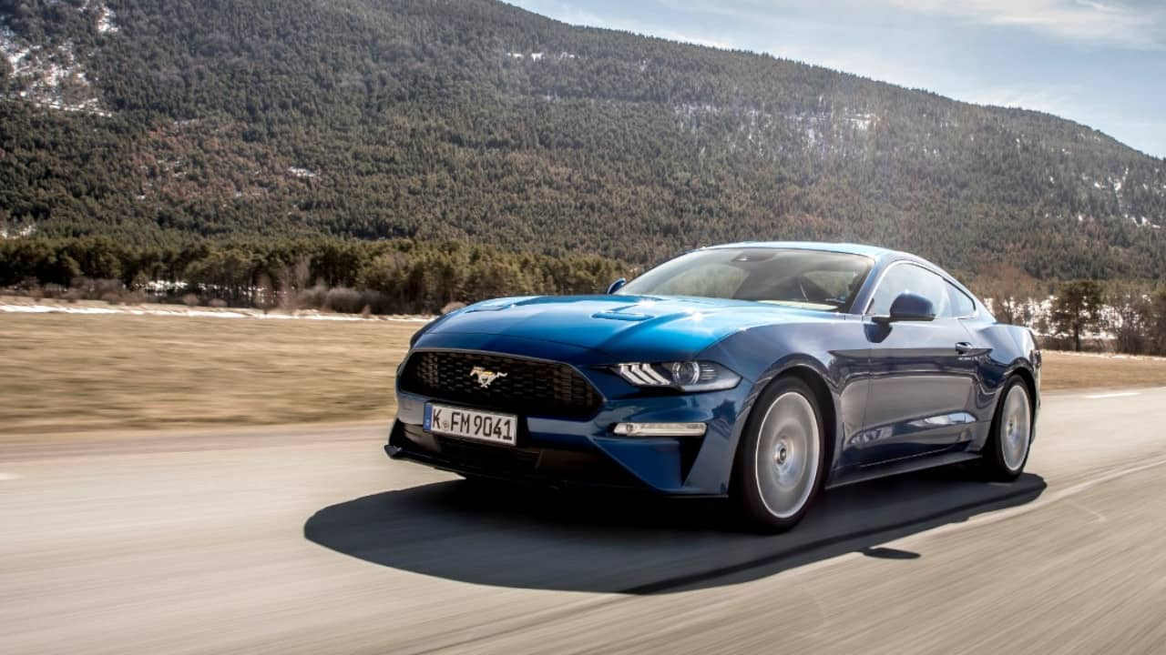 Ford Mustang Driver