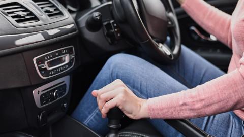 Lady Driving Manual Thumbnail