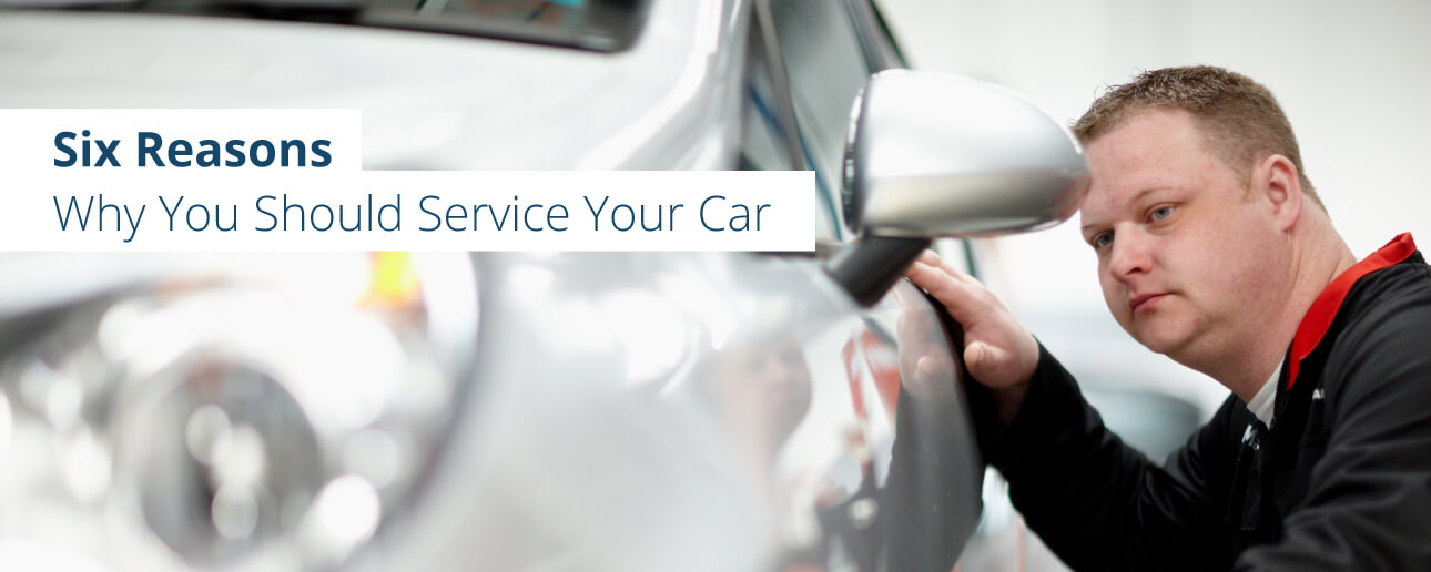 Six Reasons Why You Should Service Your Car