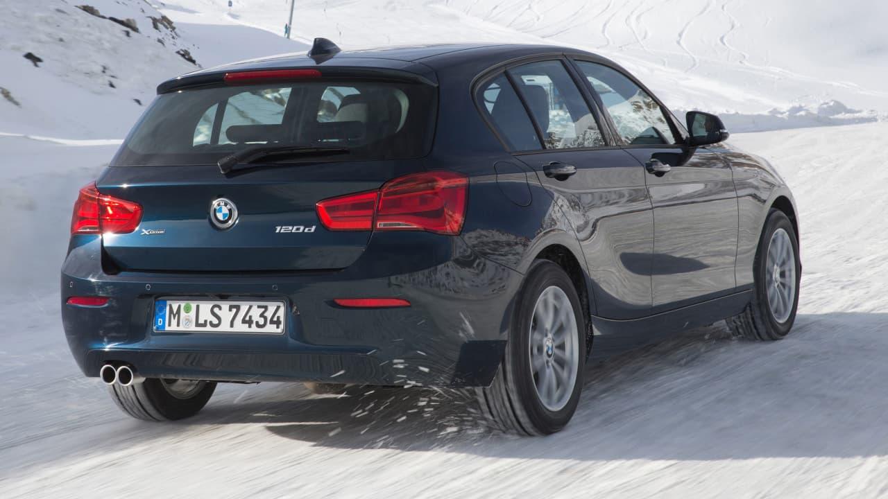 BMW 1 Series xDrive