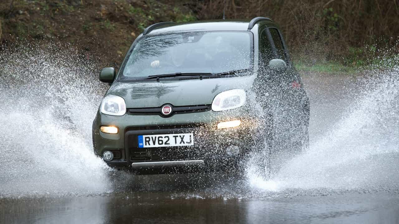 Fiat Panda 4x4 Splash