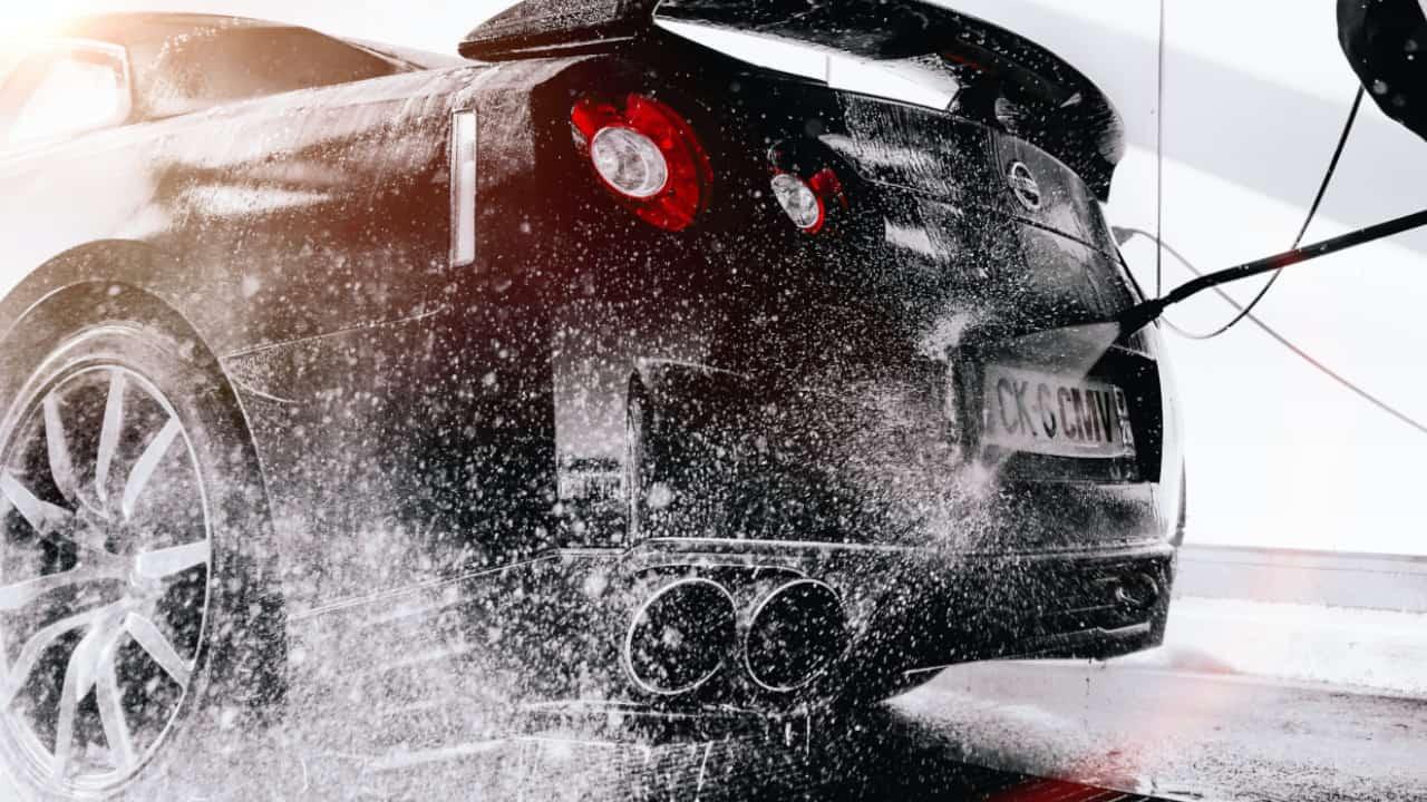 GT-R Wash