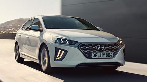 Hyundai Ioniq Full Hybrid