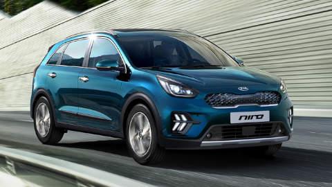 Kia Niro Full Hybrid