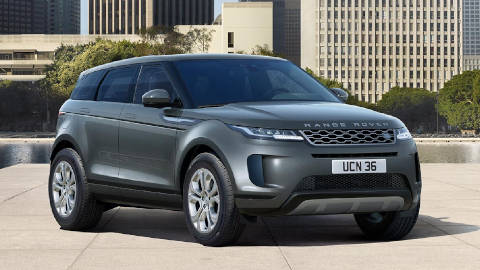 Range Rover Evoque Mild Hybrid