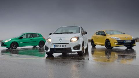 History of Renault Sport