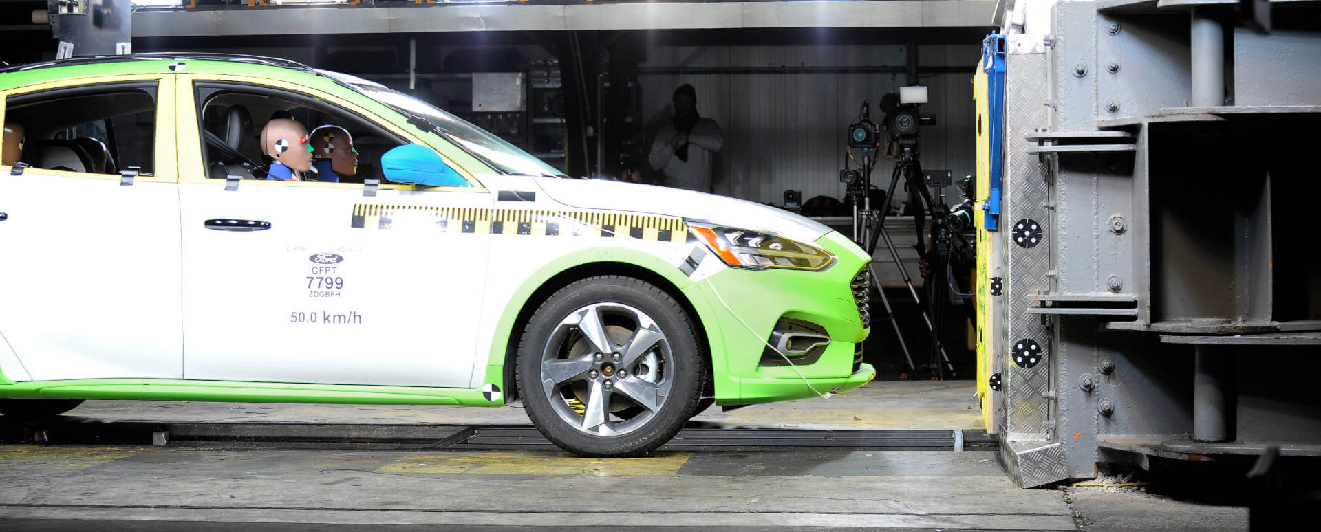Ford Focus Crash Test