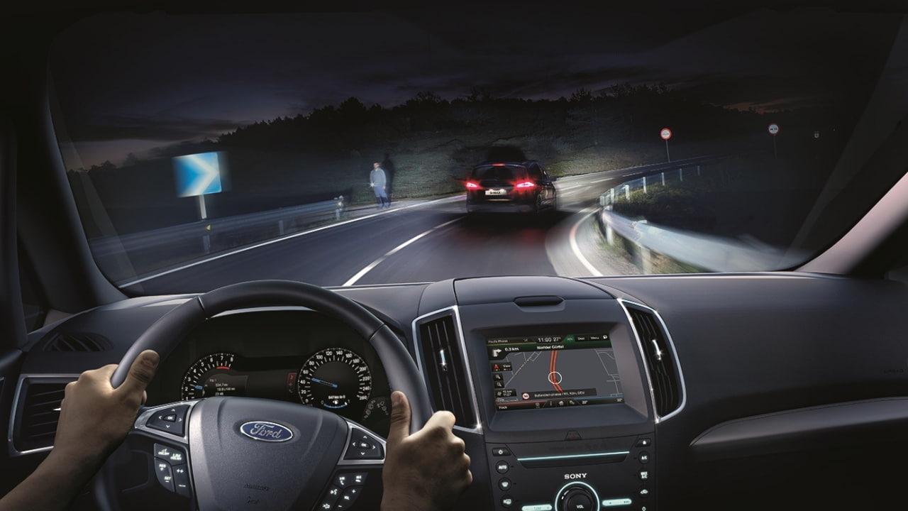 Ford LED Headlights