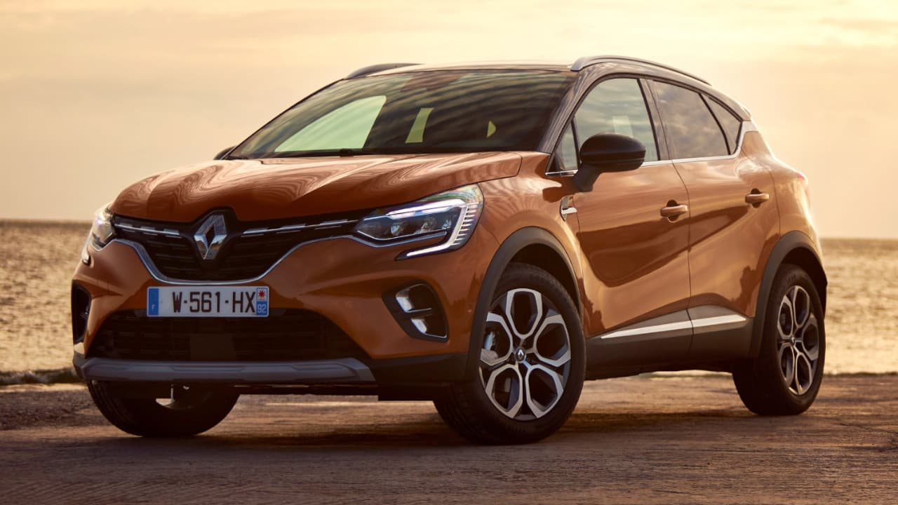 Renault Captur Static