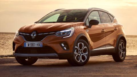 Renault Captur Thumbnail