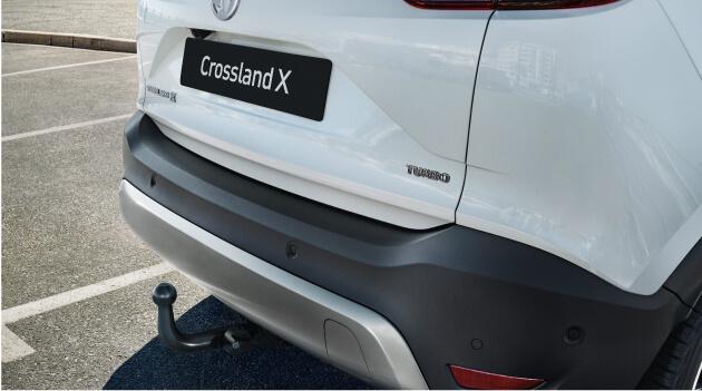 Crossland X tow bar