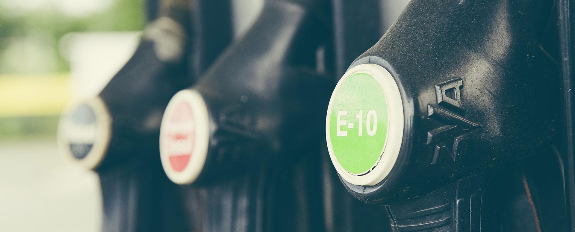 E10 fuel pump