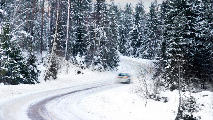 Winter Roads