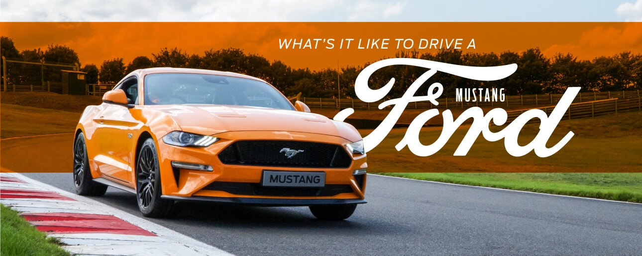 What's it Like to Drive a Ford Mustang