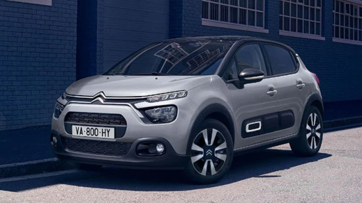 Nearly-New Citroen C3