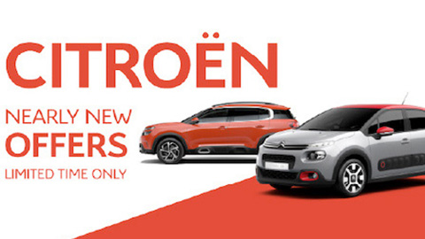 Citroen Nearly New Offers
