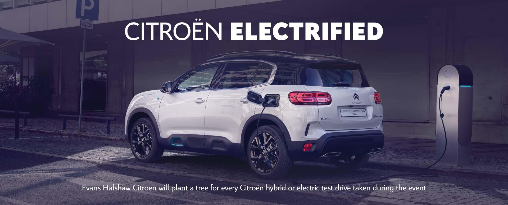 Citroen Electrified