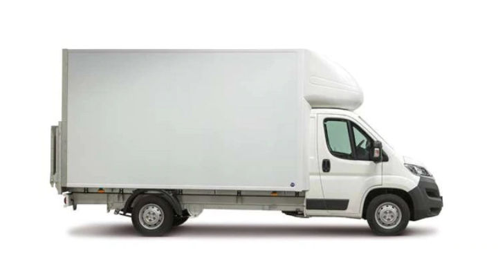 Citroen Relay Converted Luton Van