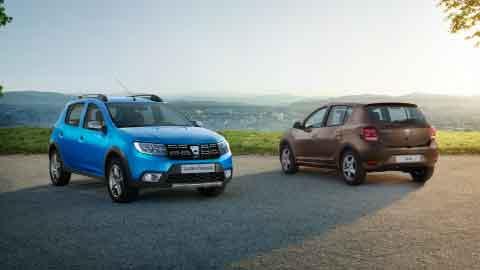 Dacia Motability Offers