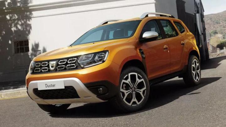 Nearly-New Dacia Duster
