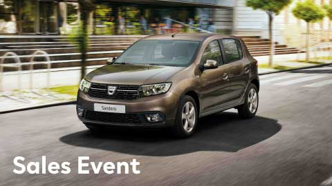 Dacia Nearly-New