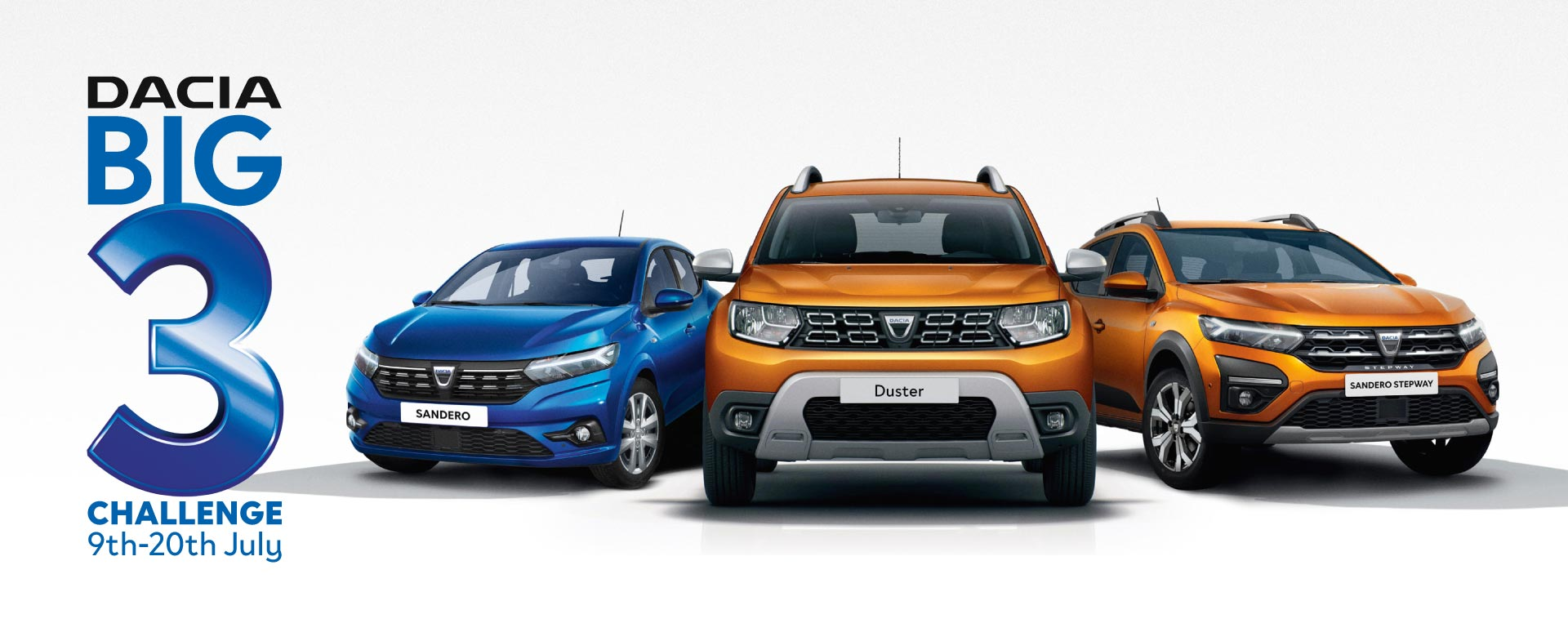 Dacia Sales Event