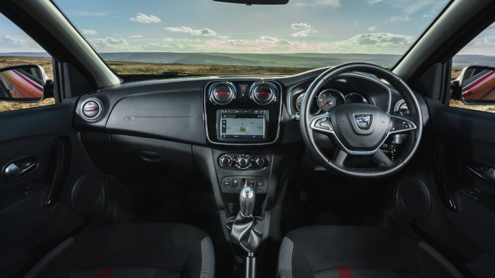 Logan Stepway Interior