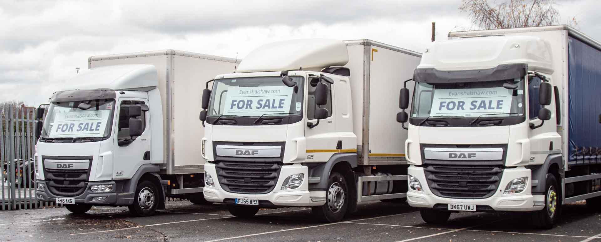 DAF Used Trucks