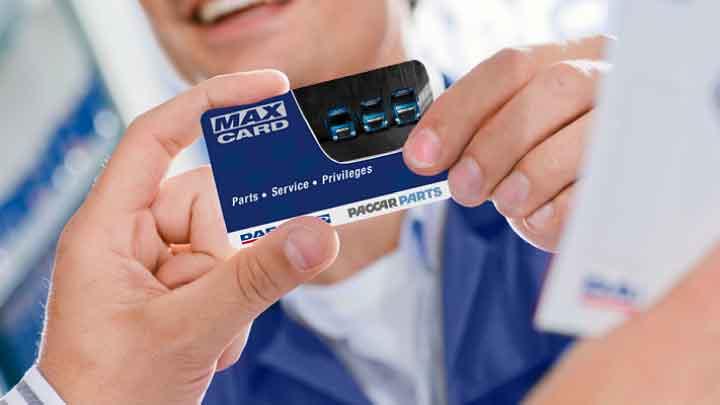 Trucks max card