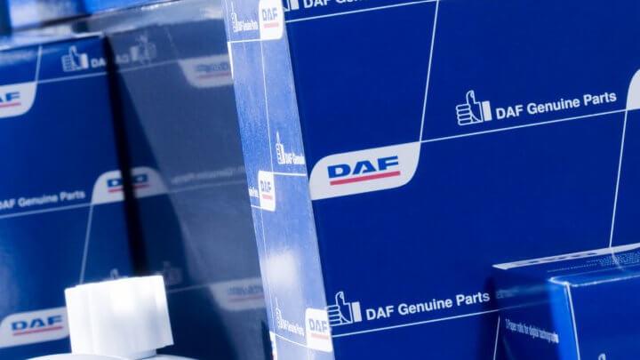 DAF Genuine Parts
