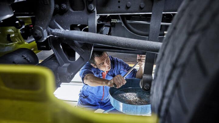 DAF Truck Mechanic