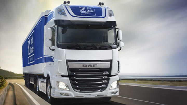 DAF First Choice Used Truck