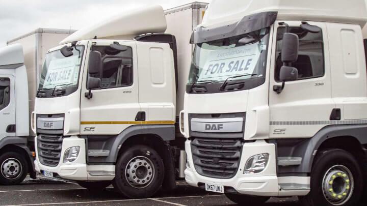 Used DAF Trucks