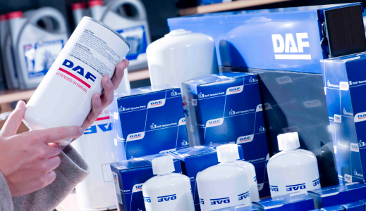 DAF Parts and Accessories