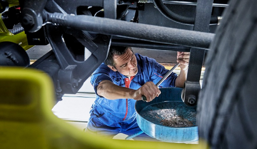 DAF Service and Maintenance