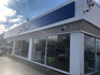 Outside the Dacia Doncaster dealership