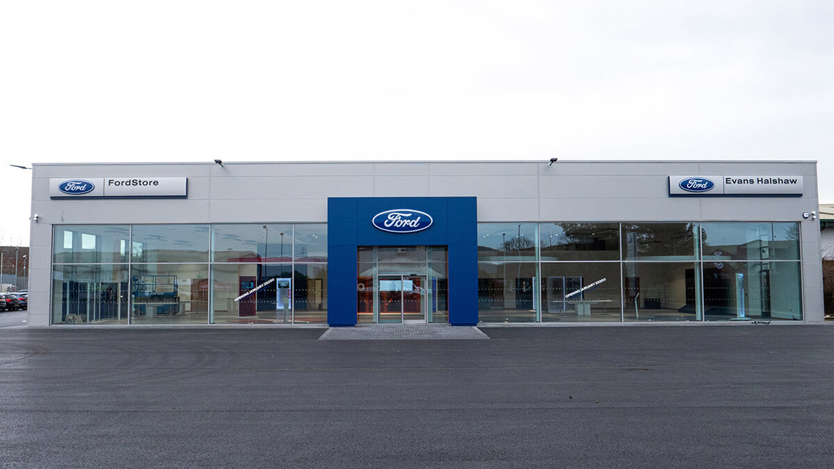 Fordstore Chester