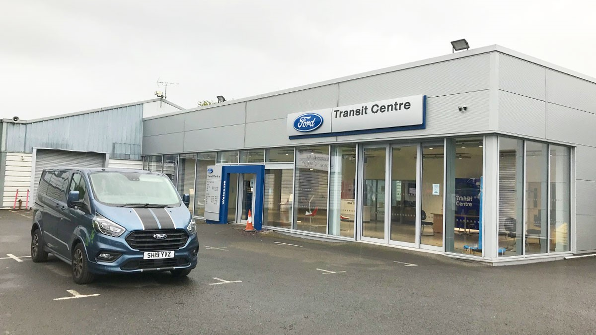 Ford Transit Centre Glasgow