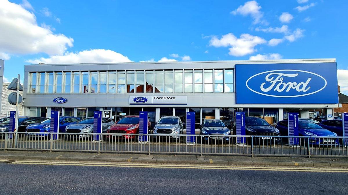 Ford Wolverhampton exterior