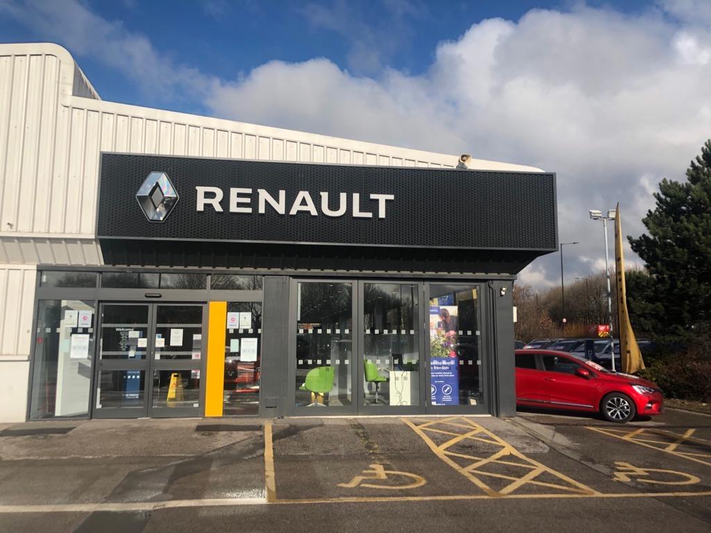 Renault Doncaster exterior