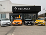 Front view of the Renault Doncaster dealership