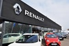 Front side view of the Renault Middlesbrough dealership