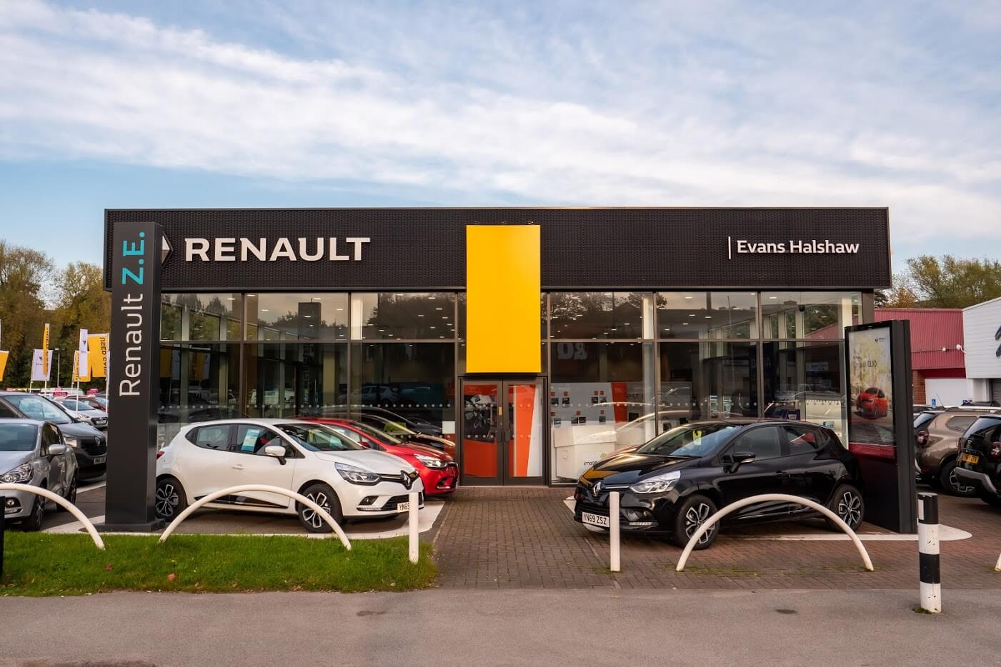 Renault Sheffield exterior