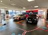 Cars inside the Renault Sunderland dealership