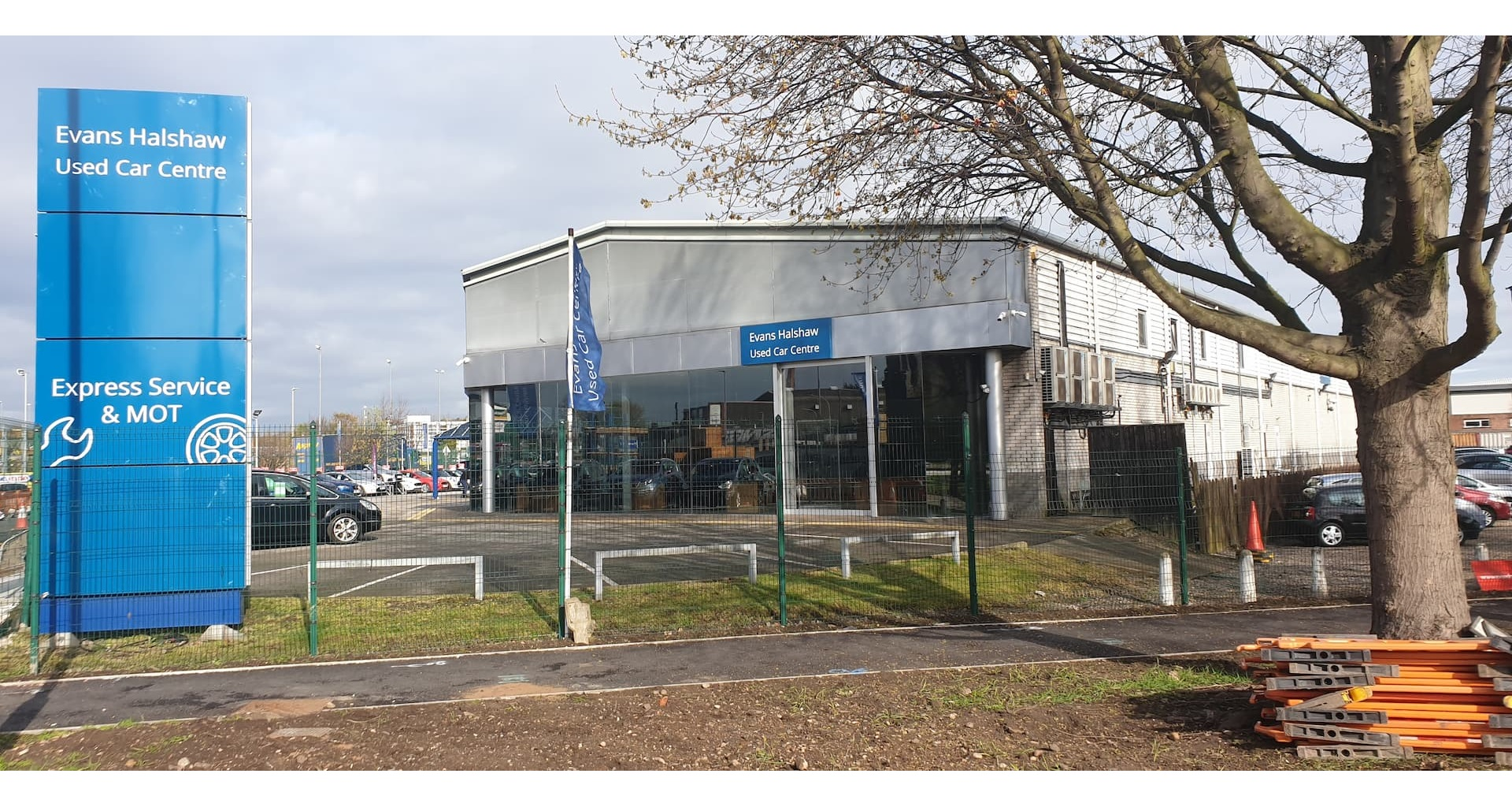 used car Leicester